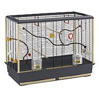 Клетка для мелких птиц и попугаев Ferplast Piano 5 (71x38x h 63см)