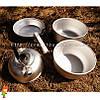 Набор туристической посуды 4 в 1 Milicamp AL 367