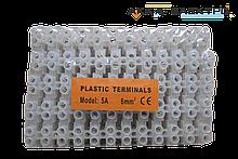 Plastic Тerminals 5A 6mm