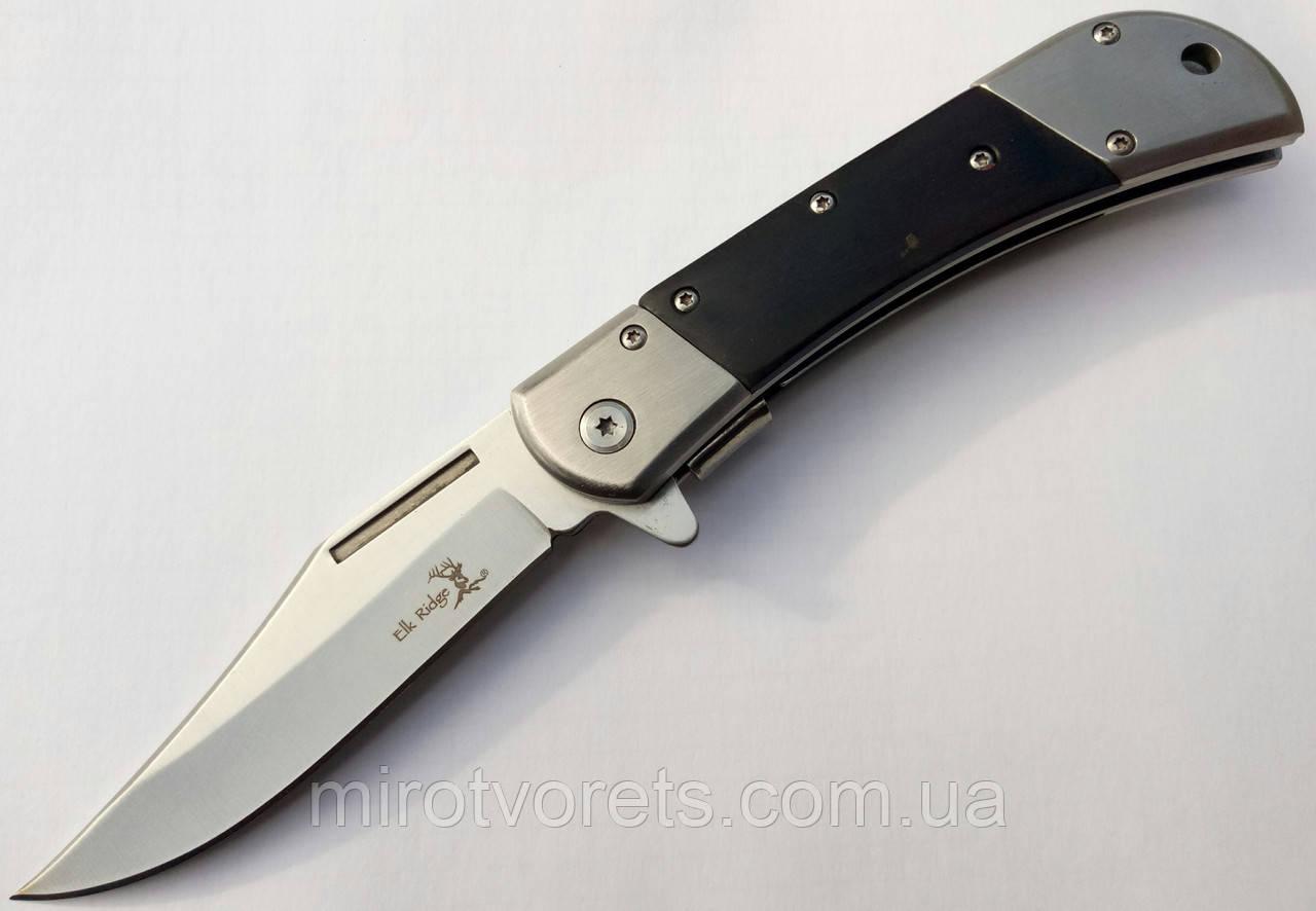 Нож полуавтомат Elk Ridge