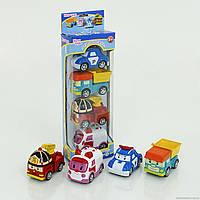 Набор машинок Робокар Поли и его друзья 009-19