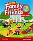 Family and friends 1,2,3,4,5 (2-edition) Комплект (Учебник + Тетрадь) Ч\Б Копия!, фото 3