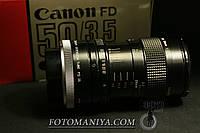 Canon nFD 50mm f3,5 Macro , фото 1
