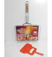 Решетка для гриля и барбекю + веер для мангала А-Плюс