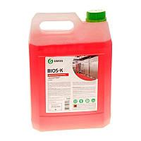 Индустриальный очиститель Bios-K 6 kg, Grass TM