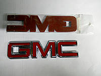 Надпись GMC  150х36 мм