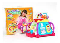 Развивающая игрушка Мультибокс 806 Happy Small World