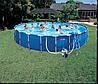 АКЦИЯ!!! Каркасный сборно-разборный бассейн Intex 56952 (549х122 см. ) полная комплектация
