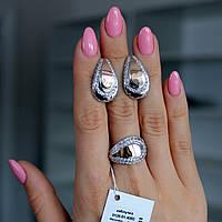 Серебряное кольцо Арт. 126