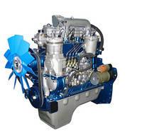 Двигатель Д245-06 МТЗ-1025 з теплообменником пр-во ММЗ