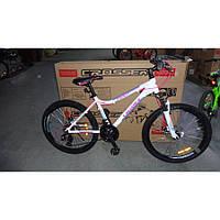 Подростковый алюминиевый велосипед 24 дюйма 15 рама Trinity Crosser, фото 1