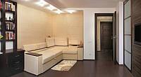 РЕМОНТ + МЕБЕЛЬ : 1-комнатная квартира, ремонт+мебель под ключ