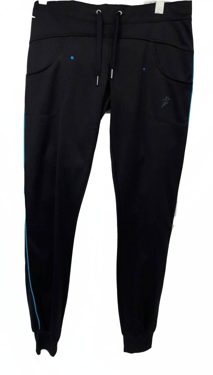 Женские спортивные брюки из эластика B'COOL на манжетах