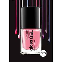 Лак для ногтей светло-розовый Gloss Gel