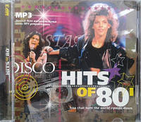 MP3 диск. Hits Of 80