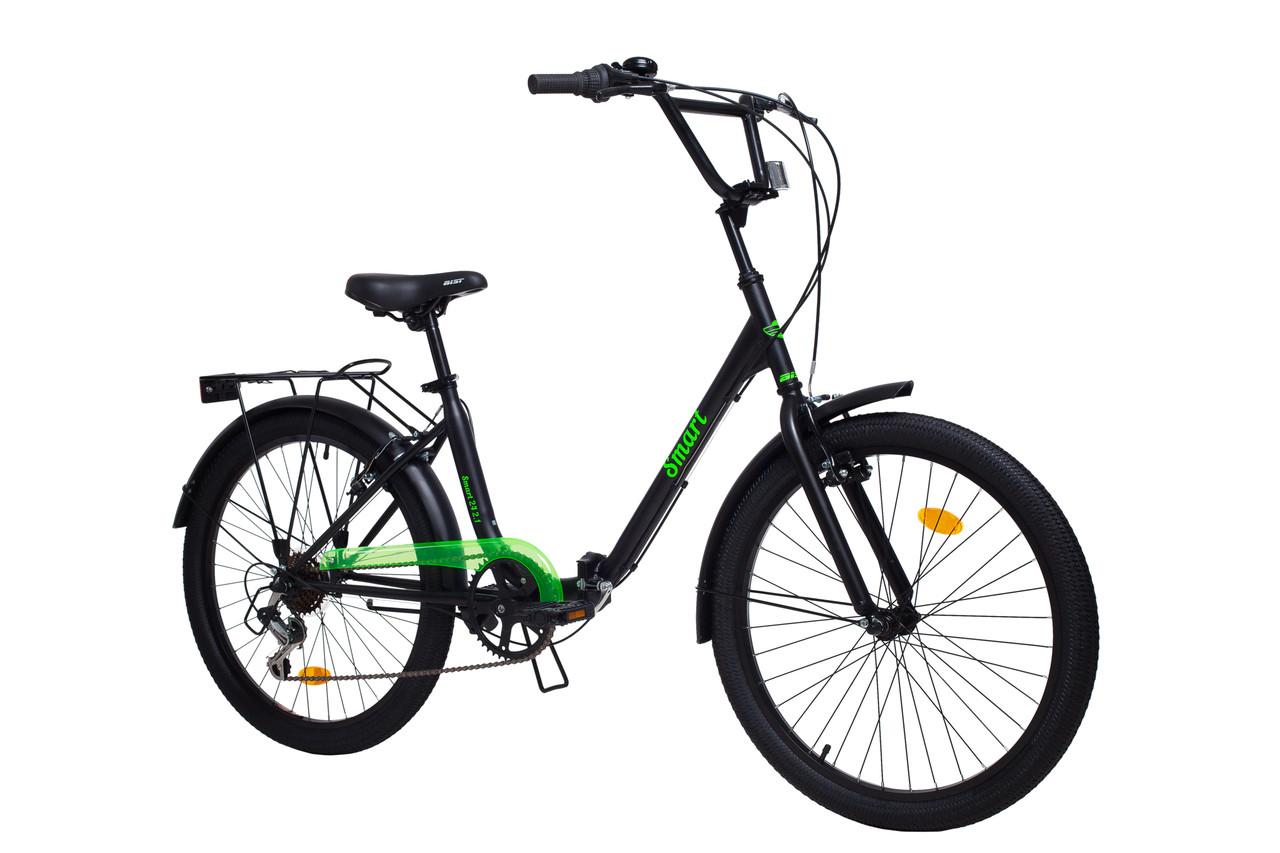 Велосипед АИСТ AIST SMART 2.1 24