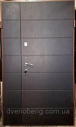 Входная дверь модель 1200 П4-ЛАЙН vinorit-20, фото 2