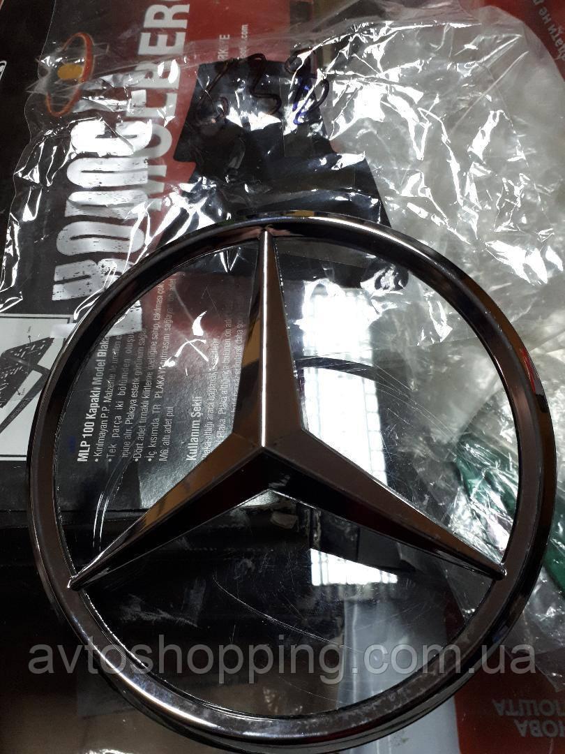 Эмблема на капот Mercedes Vito 638 прицел