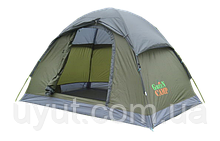 Палатка двухместная 3005 Green Camp