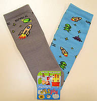 Набор детских хлопковых носков с рисунком