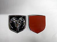 Эмблема DODGE  61х66 мм
