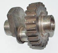 Вал коленчатый компрессора в сборе МТЗ