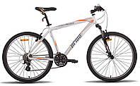 """Велосипед 26"""" PRIDE XC-300 рама - 17"""" 2014 бело-оранжевый"""