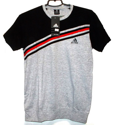 Футболка мужская Турция отличное качество мод№15 размер L