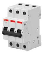 Автоматический выключатель, С basic M ABB, 3-полюсный