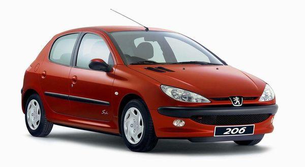 Peugeot 206 (09.1998-2009-)
