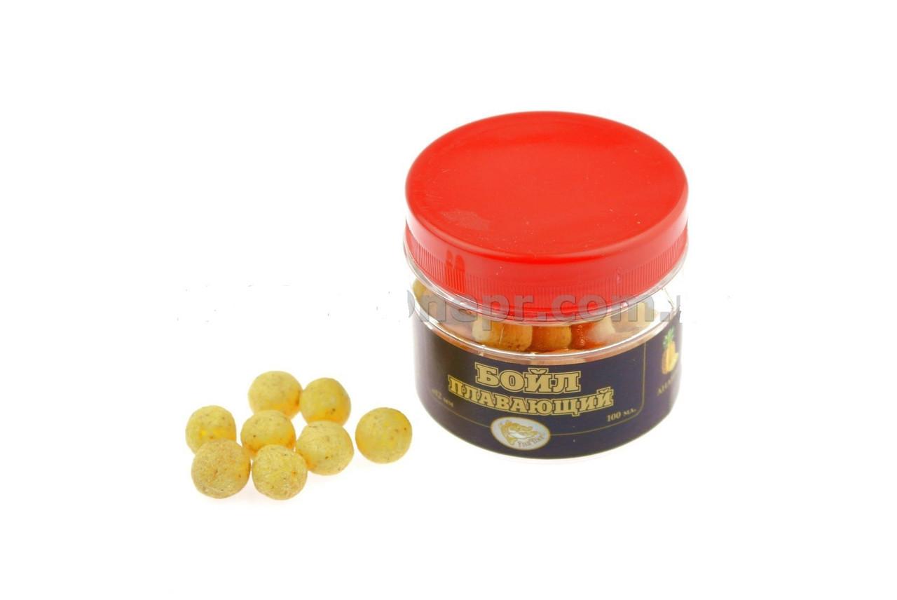 Бойл FishTime POP UP Premium плавающий - Пряная шелковица d10 mm 90мл