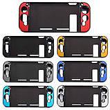 Чехол-накладка для Nintendo Switch метал + матовый пластик / Стекла /, фото 3