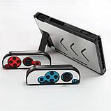 Чехол-накладка для Nintendo Switch метал + матовый пластик / Стекла /, фото 8