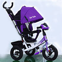 ВелосипедBest Trike 7700 лен (надувные колёса)