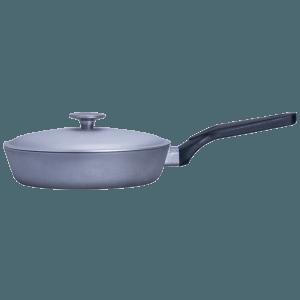 Копия Сковорода литая алюминиевая Talko с утолщенным дном, 28 см