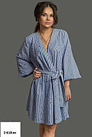 Женское  Платье-кимоно 2-618 ан