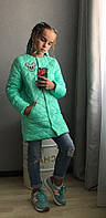 Куртка-пальто для девочки, фото 1