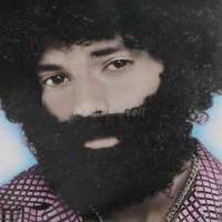 Борода  с усами кудрявая черная
