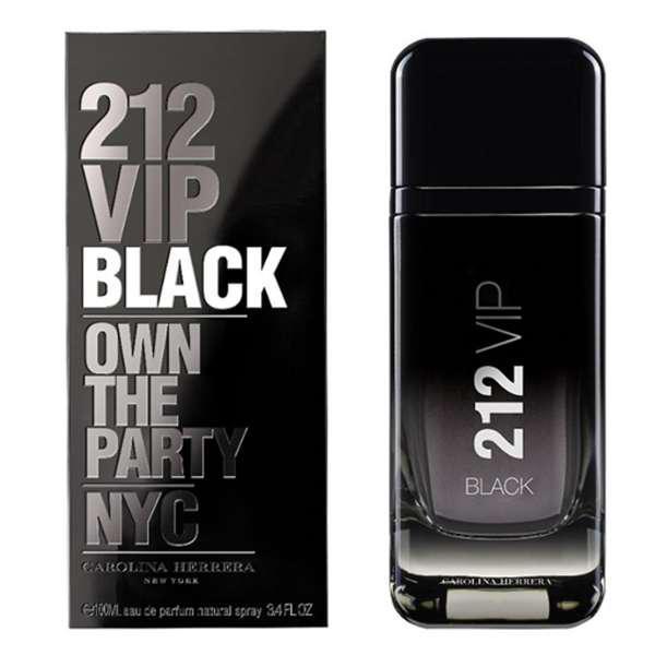 Мужские - Carolina Herrera 212 VIP Black (edp 100ml)