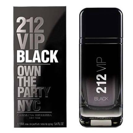 Мужские - Carolina Herrera 212 VIP Black (edp 100ml), фото 2