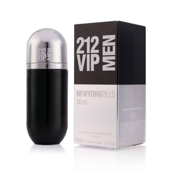 Мужские - Carolina Herrera 212 VIP MEN New York Pills (80ml)