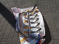 Кенгурятник, дуга, Защита переднего бампера Volkswagen Transporter T5