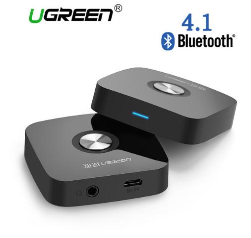 Ugreen Bluetooth 4.1 беспроводной аудио приемник без встроенной батареи