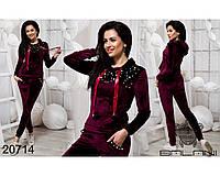 Шикарный спортивный костюм - 20714