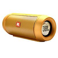 Водонепроницаемая JBL Charge 2 Plus портативная Bluetooth колонка Золотой