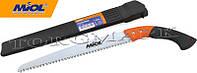 Ножовка садовая 500мм (пластиковый чехол) 99-120 Miol