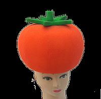 Маска-шляпа Помидор томат