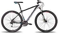 """Велосипед 29"""" PRIDE XC-29 Race рама - 21"""" 2014 черно-белый матовый"""