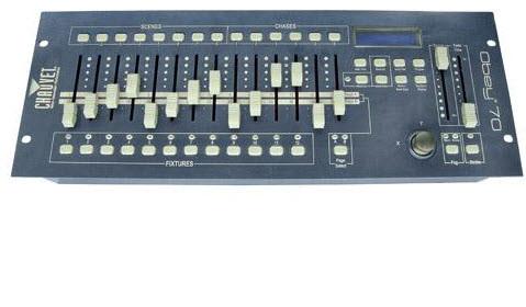 контроллер CHAUVET OBEY 70