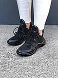 Кроссовки Louis Vuitton Archlight sneakers Triple black. Живое фото. Топ реплика ААА+, фото 2